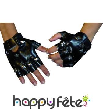 Paire de gants de rocker