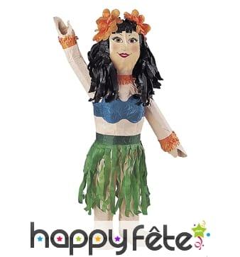 Pinata danseuse Hawaienne