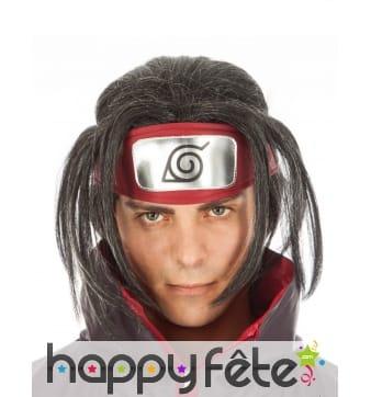 Perruque de Itachi pour homme, Naruto