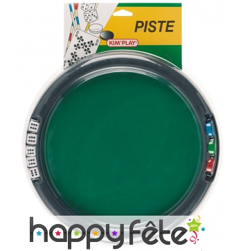 Piste de jeu de table