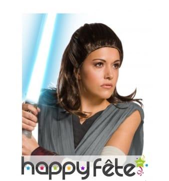 Perruque de Rey Star wars pour femme