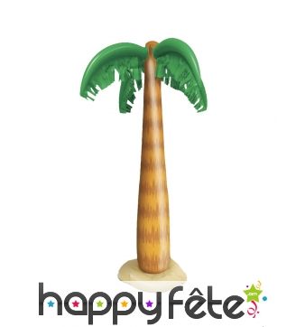 Palmier gonflable en plastique de 86cm