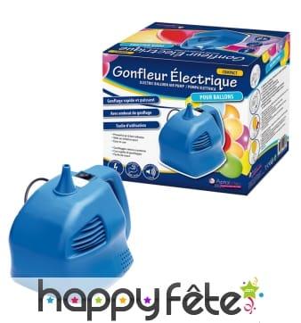 Petit gonfleur électrique pour ballons
