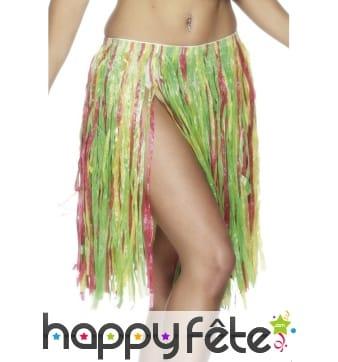 Pagne Hawaïen multicolore de 56cm