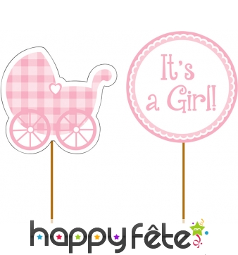Pics It's a girl pour cupcake