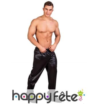 Pantalon noir de chippendales