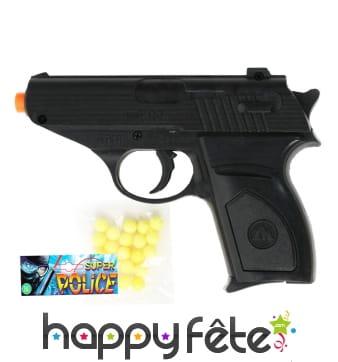 Petit pistolet à bille de 13cm