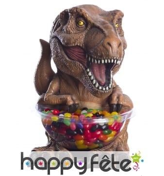 Petit pot à friandises T-rex Jurassic World, 38 cm
