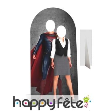 Passe-têtes de couples, superman Lois et Lane