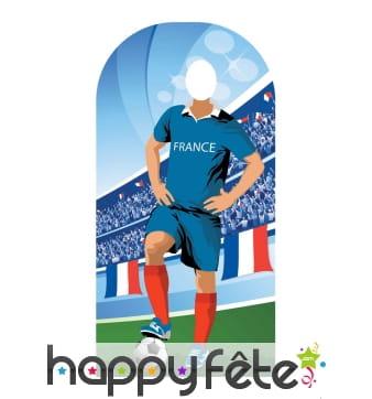Passe tête équipe de France