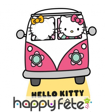 Passe t te hello kitty pour enfant - Tete hello kitty ...