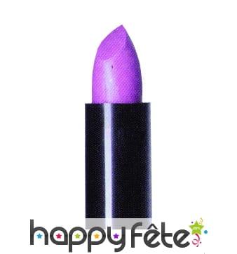 Rouges à lèvres violet
