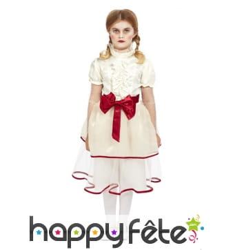 Robe de Annabelle pour enfant