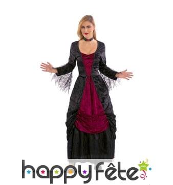 Robe de dame vampire