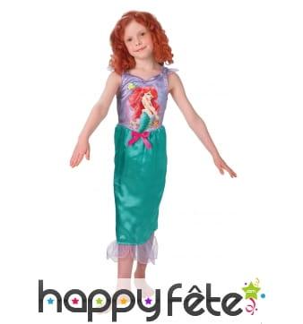 Robe de La Petite Sirène pour enfant