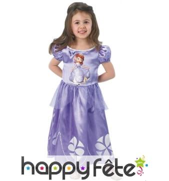 Robe de la princesse Sofia pour enfant, Disney