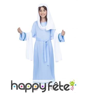Robe de la Sainte Vierge pour enfant