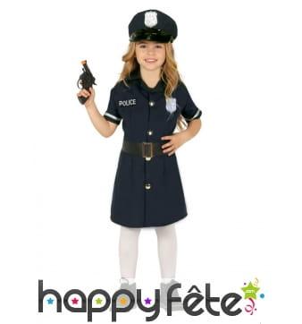 Robe de policère pour enfant
