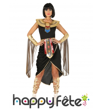 Robe de reine d'Egypte