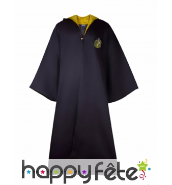 Robe de Sorcier Poufsouffle, Harry Potter