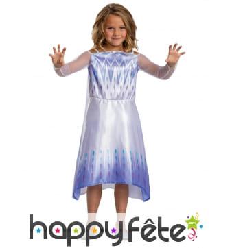 Robe longue d'Elsa