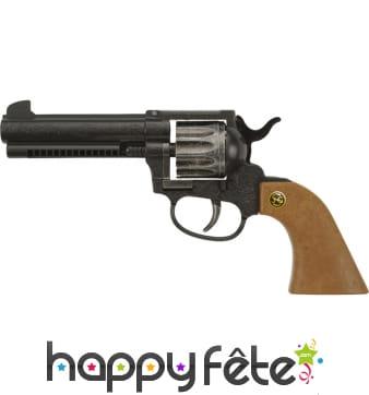 Revolver pacificateur