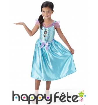 Robe princesse Jasmine pour enfant, Disney