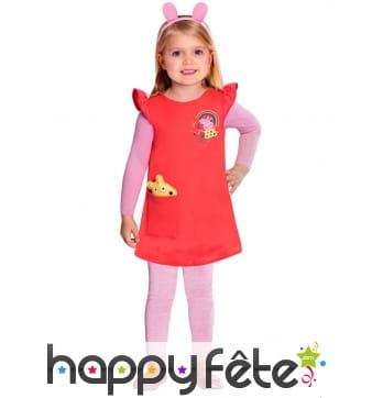 Robe Peppa Pig pour enfant