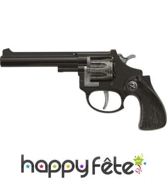 Revolver r88, 8 coups canon long