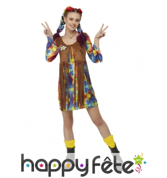 Robe Smiley hippie