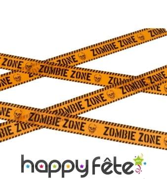 Ruban Zombie Zone