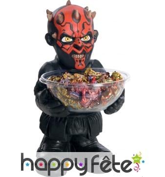 Saladier à bonbons Dark Maul, Star-wars