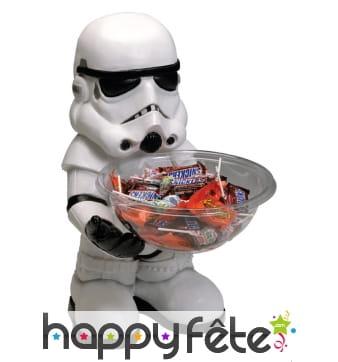 Saladier à bonbons Stormtrooper