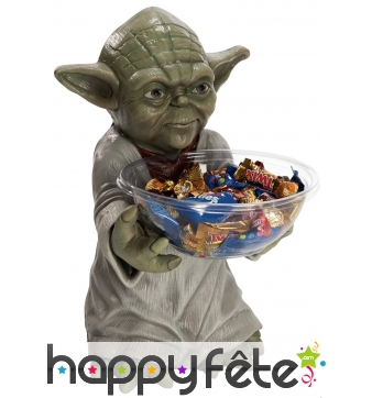 Saladier à bonbons Yoda, Star-wars