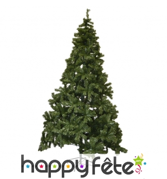Sapin artificiel de Noël, 240 cm