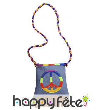 Sac à main hippie