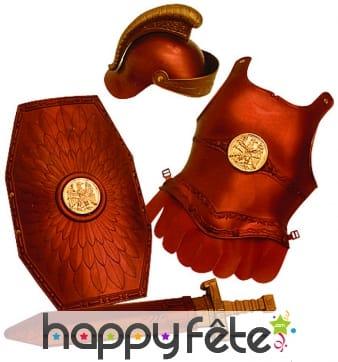 Set armure romaine pour enfant