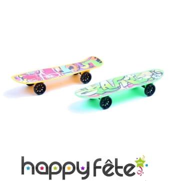 Skate board à doigt de 9,5cm