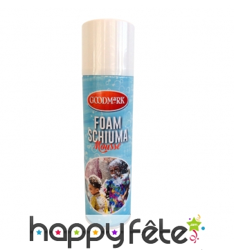 Spray bombe de mousse