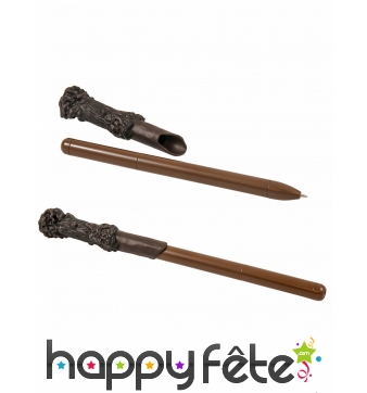 Stylo baguette de Harry Potter lumineux