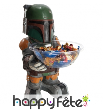 Saladier Boba fett à bonbons, Star Wars