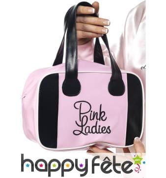 Sac bowling pink ladies