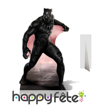 Silhouette Black panther taille réelle