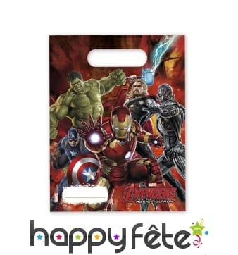 Sacs cadeaux Avengers age of ultron