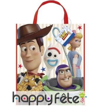 Sac cadeaux Toy Story 4, 33 x 28 cm