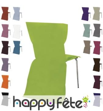 D corez vos chaises avec ces housses de chaises color es - Housses de couettes originales ...