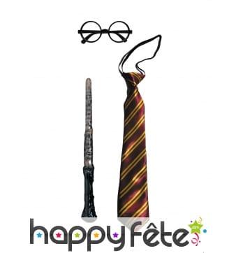 Set d'accessoires de Harry pour enfant