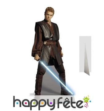 Silhouette de Anakin adulte taille réelle