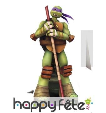 Silhouette de Donatello taille réelle
