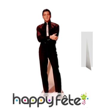 Silhouette de Elvis Presley en carton plat